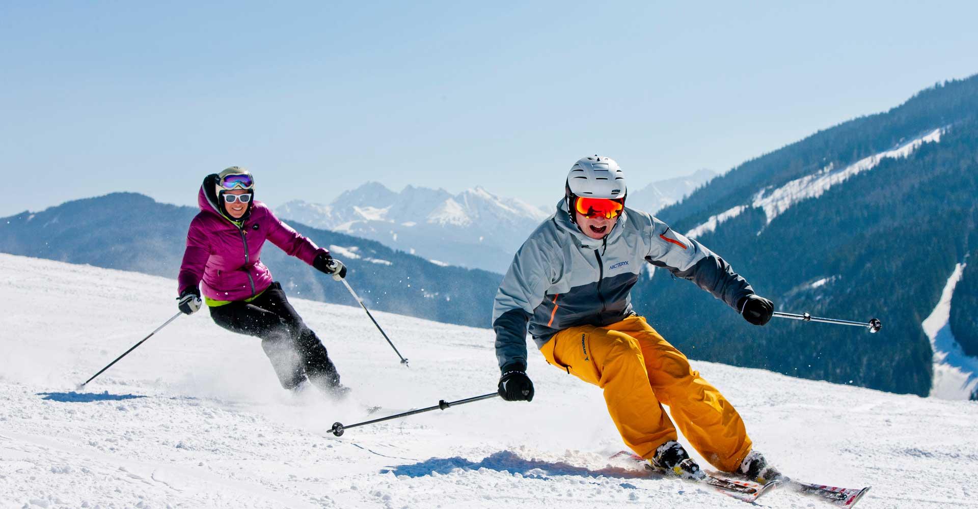Skifahren filzmoos skikurse für erwachsene